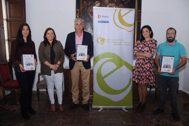 Diputación de Córdoba entrega auditorías energéticas a La Rambla y La Victoria