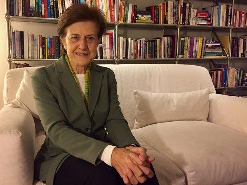 A catedrática de Ética y Filosofía Política de la U. Valencia, Adela Cortina