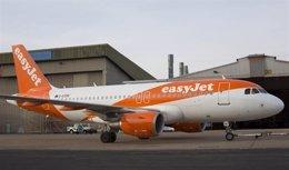 Avión de la compañía en una imagen de archivo