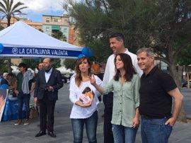"""Albiol (PP) afirma que quieren dar voz a los catalanes """"ignorados"""" por la Generalitat"""
