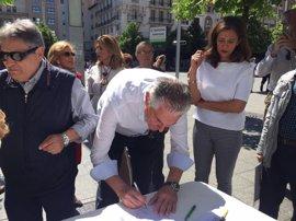 Vaquero (PP) afirma que los aragoneses no pueden pagar más por sucesiones que otros españoles