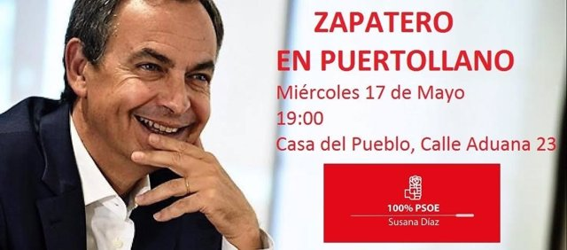 Zapatero en Puertollano