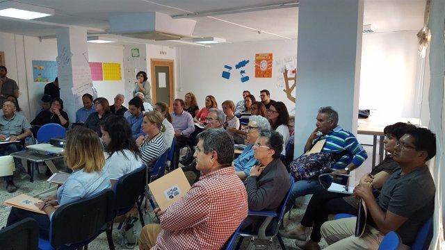 Análisis socieconómico participativo realizado en Chana y Zaídín