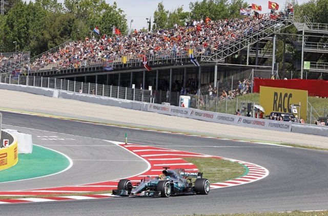 Público aficionados Montmeló Circuit de Barcelona-Catalunya Gran Premio España