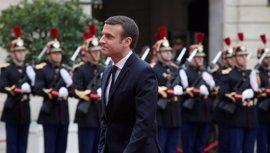 Macron se reunirá esta semana con la comisión de evaluación del COI para impulsar París 2024