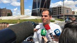 """Aguado pide a Rajoy que se """"moje"""" y diga si se compromete o no a eliminar los aforamientos en toda España"""