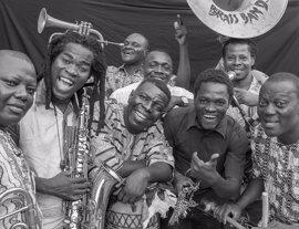 Gangbé Brass Band protagoniza el concierto inaugural del festival 'Ibaiertzean'