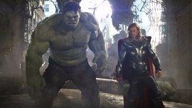 Ragnarok: Thor se prepara para enfrentarse a Hulk en la nueva imagen