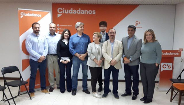 Nueva agrupación de Ciudadanos Almería