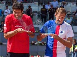 Kubot y Melo, campeones del dobles en Madrid