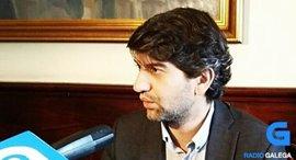 """Jorge Suárez cree que Ferreiro, Noriega y él deben """"limar las asperezas"""" tras la elección de la dirección de En Marea"""