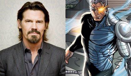 Así entrena Josh Brolin para ser Cable en Deadpool 2