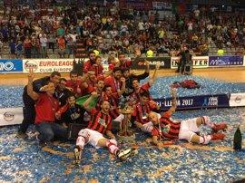El Reus Deportiu se proclama campeón de Europa por octava vez