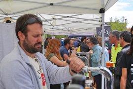 4.000 asistentes y 2.000 litros de cerveza consumidos en la I Fiesta de la Cerveza en Toledo