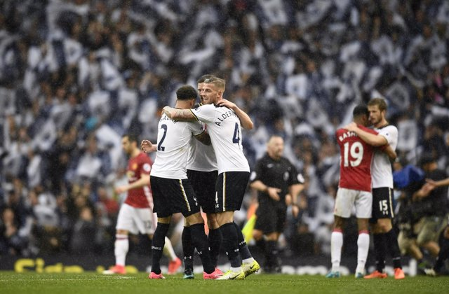Tottenham y Manchester United