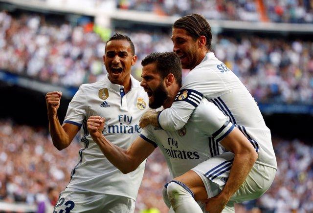 El Real Madrid supera el récord del Bayern de partidos consecutivos marcados