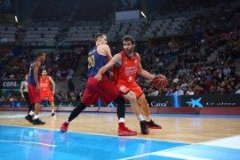 El Playoff comenzará el próximo sábado con Valencia-Barcelona y Baskonia-Herbalife