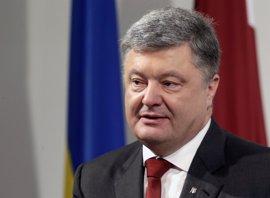 El presidente de Ucrania recalca que no considera ninguna alternativa a los Acuerdos de Minsk