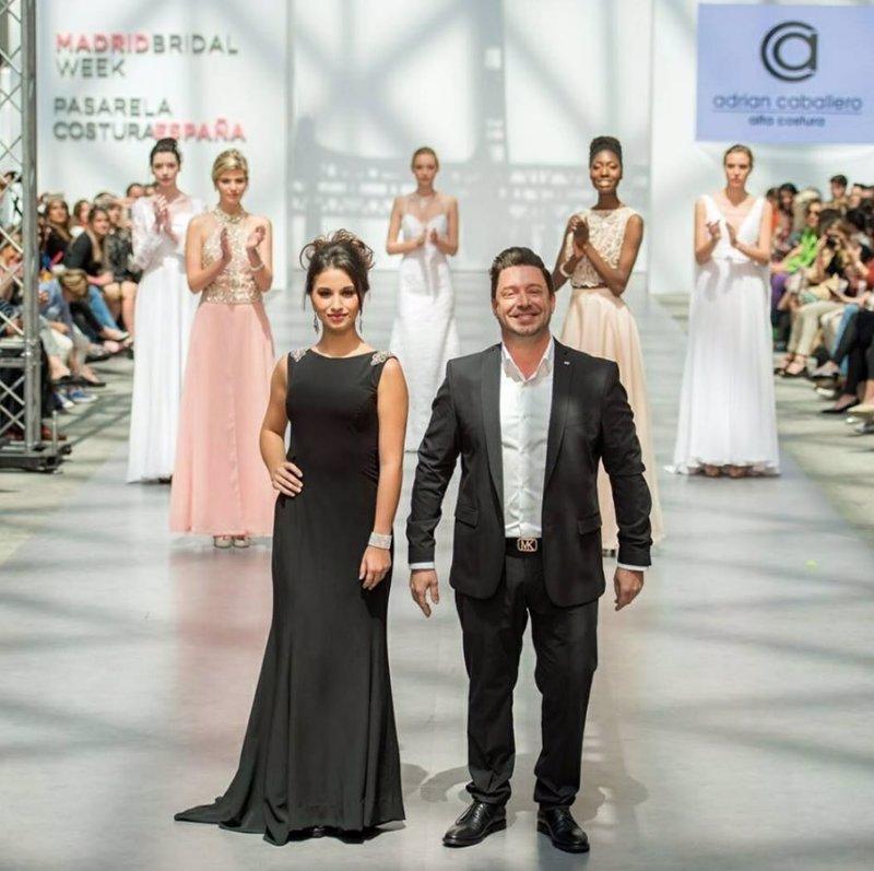 faee43f37 Diseñadores argentinos aspiran a marcar una nueva tendencia en vestidos de  novia
