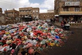 Los huthis declaran el estado de emergencia sanitaria en Saná ante el brote de cólera