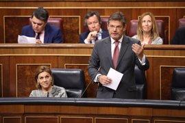El Congreso se prepara para reprobar esta semana a Catalá y exigir el cese de los fiscales Maza y Moix