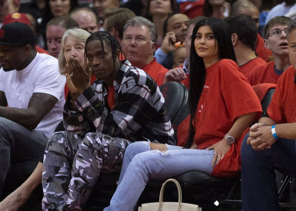 Kylie Jenner Y Travis Scott/Getty