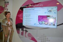 Un total de 12.000 usuarios participaron en las más de 2.000 actividades del Espacio CYL Digital de León