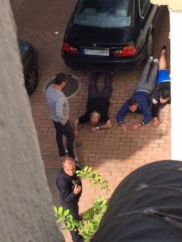 Detenidos en una operación policial en Huétor Vega
