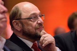 """Schulz admite que el SPD tiene un """"camino pedregoso"""" por delante hasta las generales"""