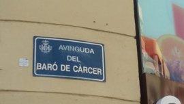 El Ayuntamiento de València plantea cambiar el nombre dado a 51 calles de la ciudad en época franquista