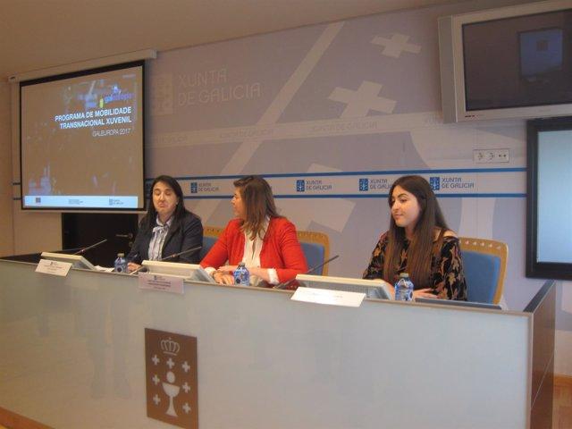 Presentación programa Galeuropa
