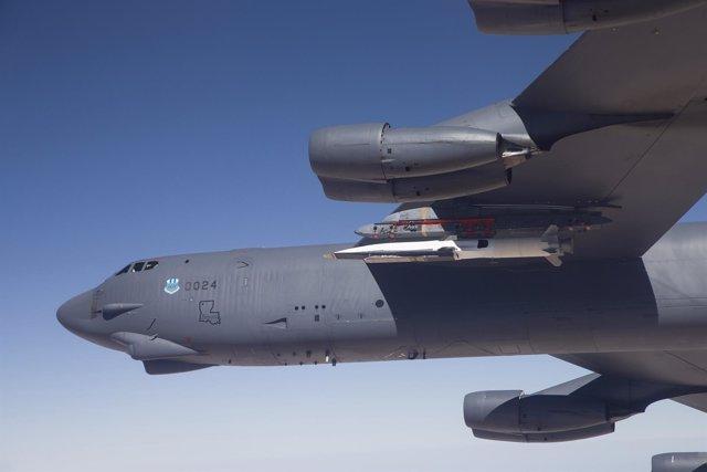 Air Force B-52 aviones de combate de EEUU