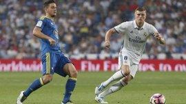 Radoja, duda para recibir al Real Madrid