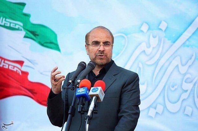 Mohamad Baqer Qalibaf, alcalde de Teherán