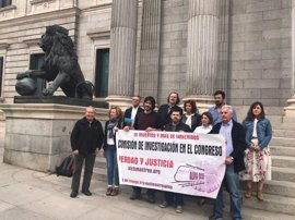 El Congreso analiza este martes el recurso de En Marea por el bloqueo a su texto sobre Angrois