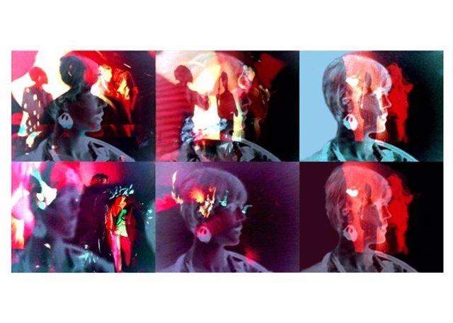 Andy Warhol, Exploding Plastic Inevitable, Copyright  1966-2006 Ronald Nameth