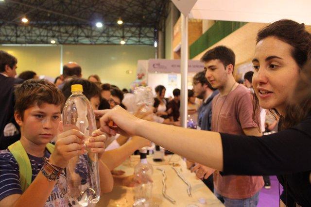 XV Feria de la Ciencia de Sevilla