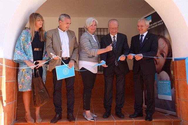 Inauguración Centro de Día Aldeas Infantiles