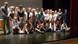 Úbeda acoge un intercambio entre escolares de Eslovaquia, Polonia y Grecia a través de Erasmus +