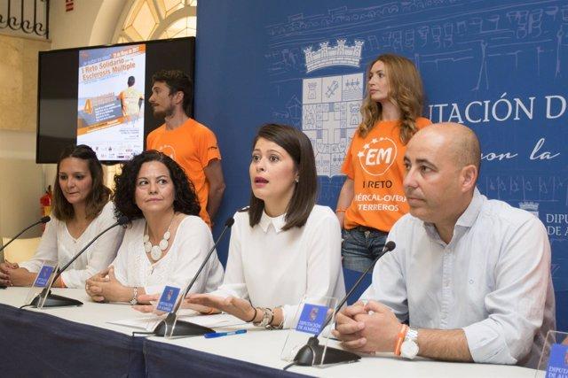 La Diputación de Almería colabora con este evento solidario en el Levante.