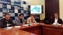 El Ayuntamiento de Málaga impulsa la contratación de obras de renovación urbana en varias barriadas