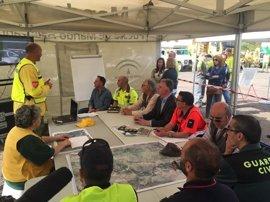 Junta señala que el Plan Infoca está preparado para cualquier eventualidad en relación con incendios forestales
