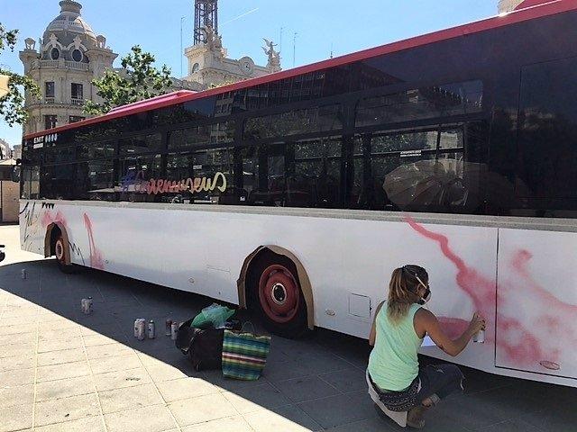 Autobús 'Corremuseus'