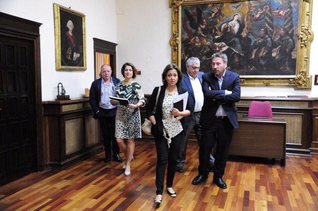 Presentación en Teruel