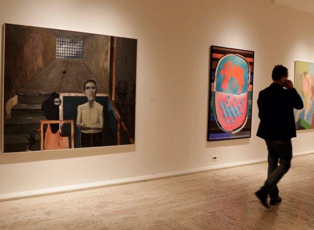 Colección Abanca. Las Mirada Contemporanea, En El Museo De León.  León. 15 - May