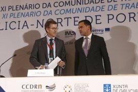 Galicia y Norte de Portugal trasladan sus demandas para la cumbre ibérica en temas como transporte y turismo