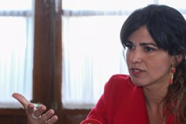 """Teresa Rodríguez llama a movilizarse este 15M """"para luchar contra la impunidad de la corrupción"""""""
