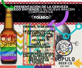 Bolo Bolo C-LM presenta este viernes la cerveza 'Toledo Entiende' y su nueva imagen