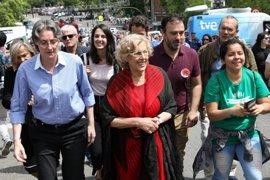 """Carmena ve """"incomprensible"""" que Aguirre no conociera elementos tan releventes como la financiación de su partido"""