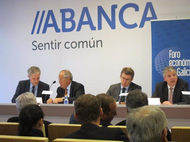 Presentación del anuario 2017 de Foro Económico de Galicia